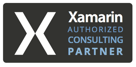 Xamarin authorised development partners